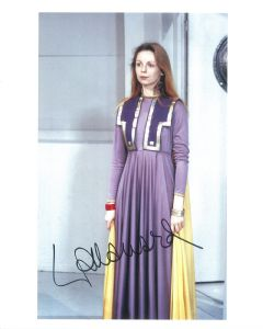 Lalla Ward (Doctor Who) - Genuine Signed Autograph 8262